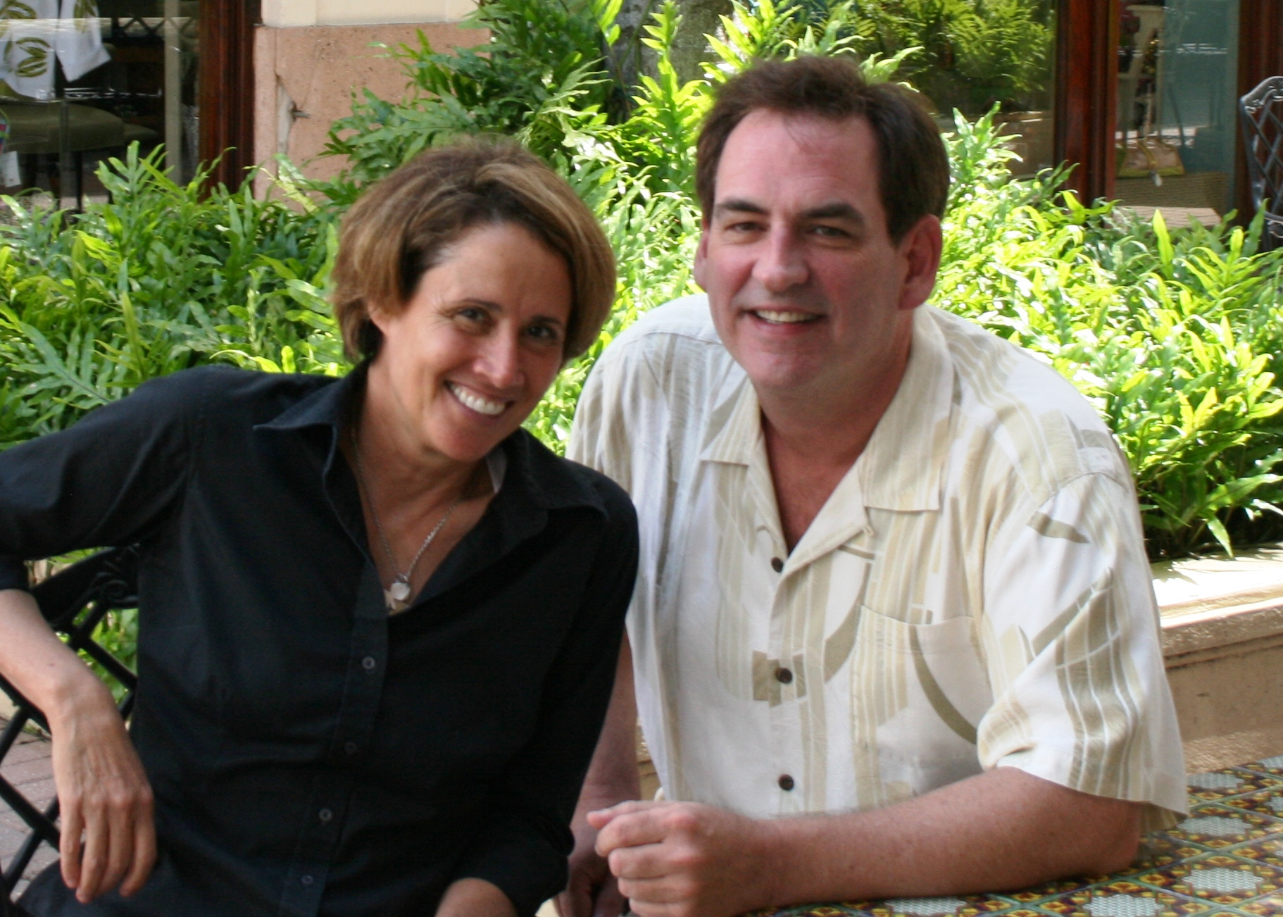 Mary Carillo and Randall Kenneth Jones 2