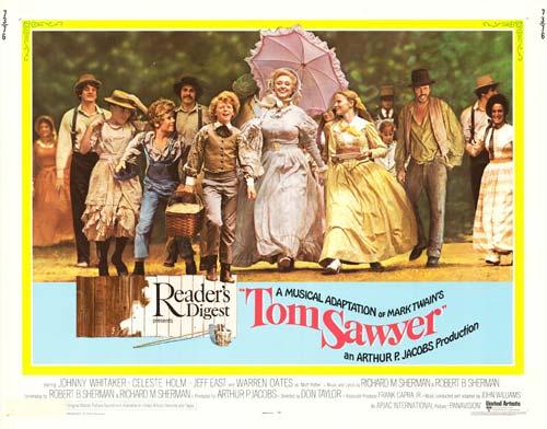 Jodie Foster in Tom Sawyer